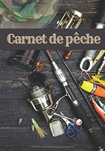 buenos comparativa Carnet de pêche: Carnet de pêche à Complère |  Ideas musicales |  Journal de bord |… y opiniones de 2021