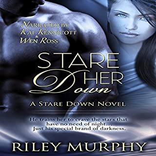 Stare Her Down audiobook cover art