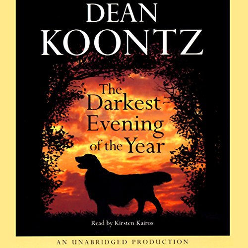 The Darkest Evening of the Year audiobook cover art