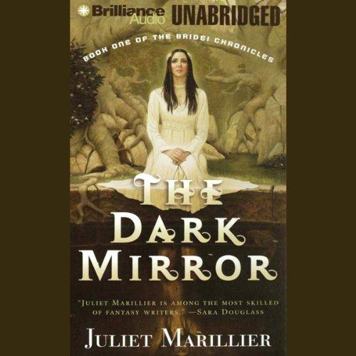 The Dark Mirror audiobook cover art