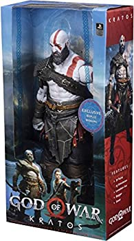 NECA - God of War  2018  - 1/4 Scale Action Figure - Kratos 17.7 inches
