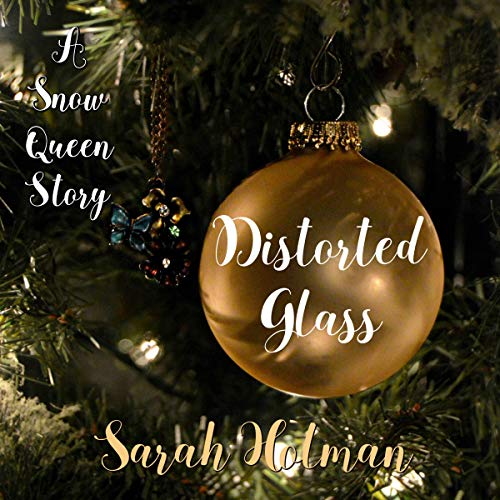Distorted Glass  By  cover art