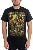 AMON AMARTH - Amon Amarth - Hombres Loki T-Shirt En Negro, Medium, Black