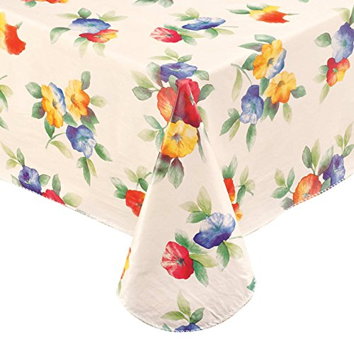 10 best vinyl tablecloth oval 52 x 70 for 2020