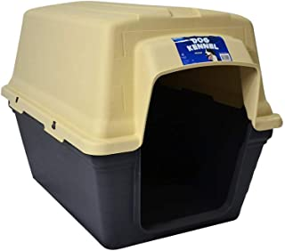 Playmate Plastic Kennel for Dogs, Small