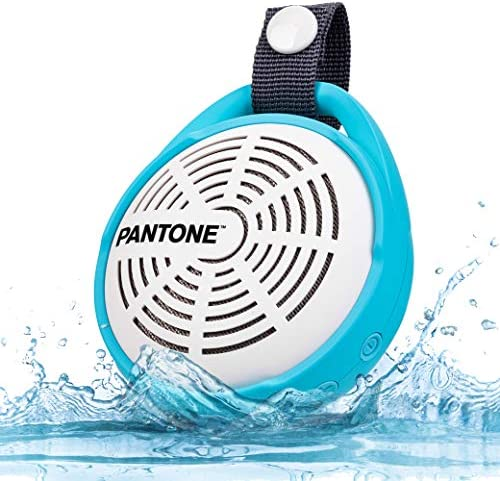 Pantone Ultra HD Sound Waterproof Handsfree Hanging Bluetooth Subwoofer Speaker 8Hr Play Time product image