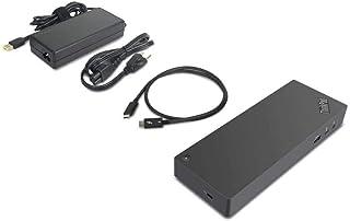 Lenovo ThinkPad Thunderbolt 3 Dock Gen 2 135W (40AN0135US) Dual UHD 4K، 2 HDMI ، 2 DP، USB-C، USB 3.1