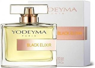 Yodeyma Black Elixir 100ml perfume de mujer correspondiente a Black Opium