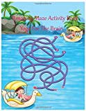 Amazing maze activity book yoga for the brain: Grate for Developing Problem Solving Skills, Spatial Awareness and Critical Thinking Skills for smart kids.