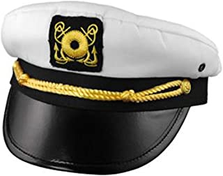 Yachting Cap Captain's Hat Mr Howell Hat 11618
