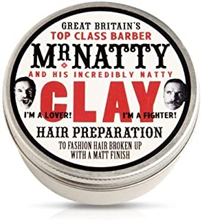 (Single) - Mr Natty's Clay Hair Preparation