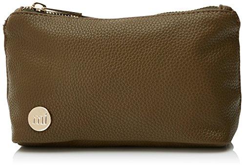 Mi-Pac Make Up Bag Trousse à Maquillage, 19 cm, Vert(Tumbled Khaki)