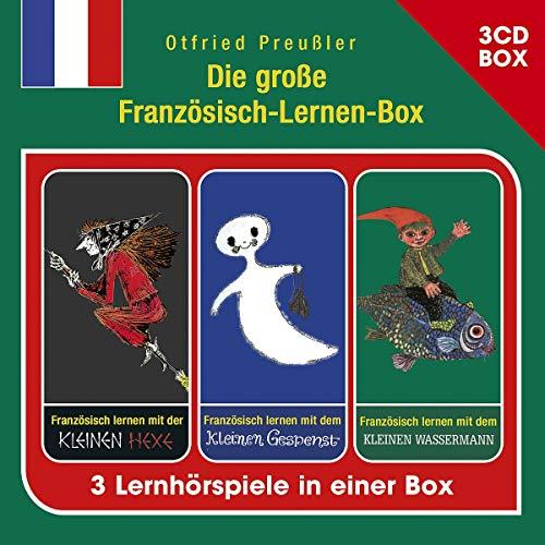 Die große Französisch-Lernen-Box - 3-CD Hörspielbox (Otfried Preußler)