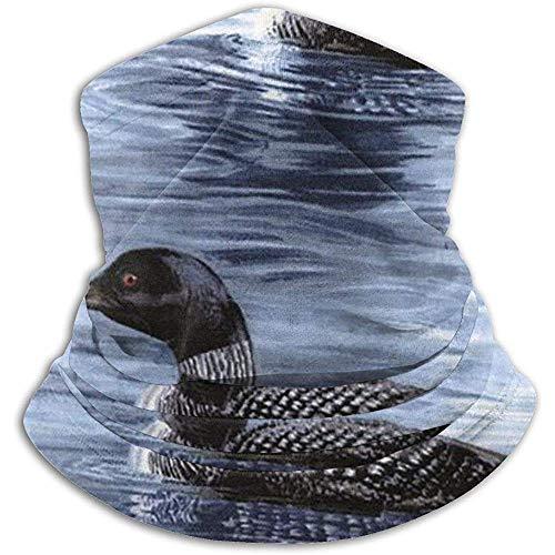 Berretto con scaldacollo e scaldacollo Duck Animal Adult per sciare