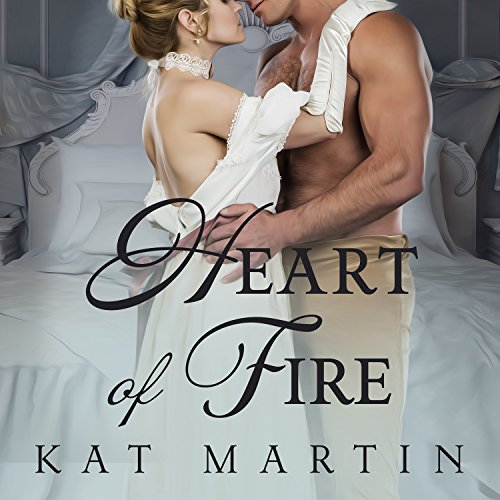 Heart of Fire     Heart Trilogy Series, Book 2              Written by:                                                                                                                                 Kat Martin                               Narrated by:                                                                                                                                 Beverley A. Crick                      Length: 10 hrs and 42 mins     Not rated yet     Overall 0.0