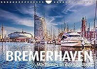 BREMERHAVEN Maritimes in der Seestadt (Wandkalender 2022 DIN A4 quer): Seestadt mit Flair und einzigartigen Attraktionen. (Monatskalender, 14 Seiten )