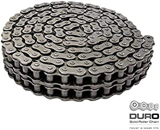 Roller Chain Size 60 Double Strand 10' Roll for Tractor
