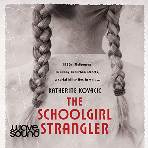 The Schoolgirl Strangler cover art