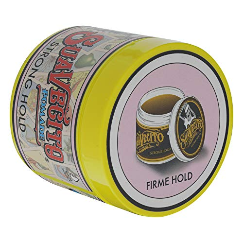 Suavecito X Loteria Firme (Strong) Hold Pomade 4 Oz