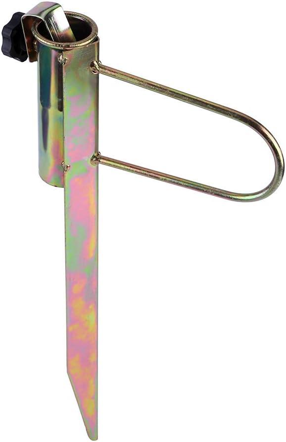 Kadimendium Iron Umbrella Holder Stretch Stand Tucson Mall Du Heavy Selling and selling