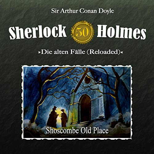Shoscombe Old Place cover art
