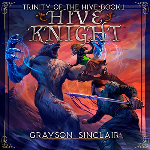 Hive Knight cover art