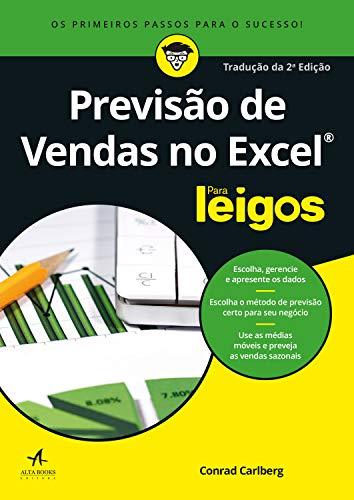 Previsão de vendas no Excel para leigos