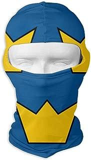 Swedish Air Force - Roundel Thin Outdoor Sports Cycling Ski Balaclava Neck Hood Full Face Mask Hat