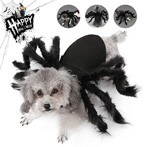 Dog Spider Costume Halloween Pet Costume Halloween Dog Cat Spider Cosplay Costume