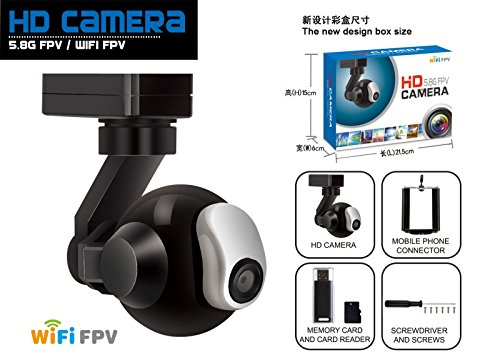 JJRC H26W WIFI FPV Camera Set with Memory Card