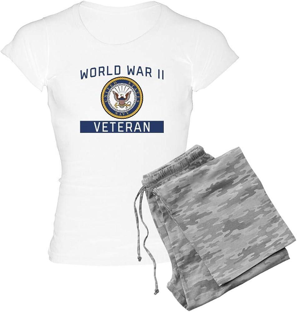 Bargain CafePress Navy Import World War II PJs Women's Veteran