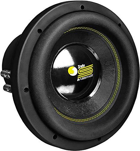 """1 SUBWOOFER compatibile con BASS FACE INDYS10/2 INDY S10/2 25,00 cm 250 mm 10"""" doppia bobina dvc 2+2 ohm 1000 watt rms 2000 watt max auto, 1 pezzo"""
