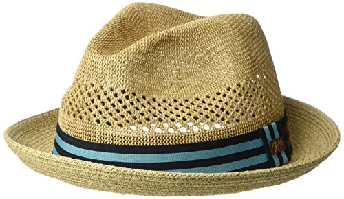 Bailey Chapeau Trilby Berle Naturel Large