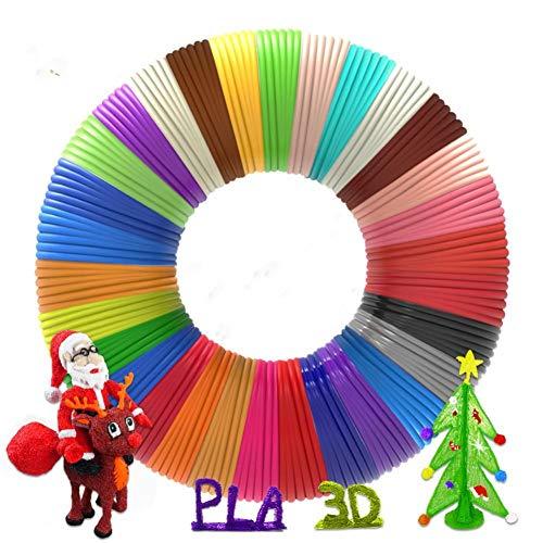 3D Printer Filament 3D Printer Pla Filament 30Colors 1.75Mm Impresora 3D Filamento Glow In The Dark Wire For 3D Pen Vulling Pla Plastic Resin