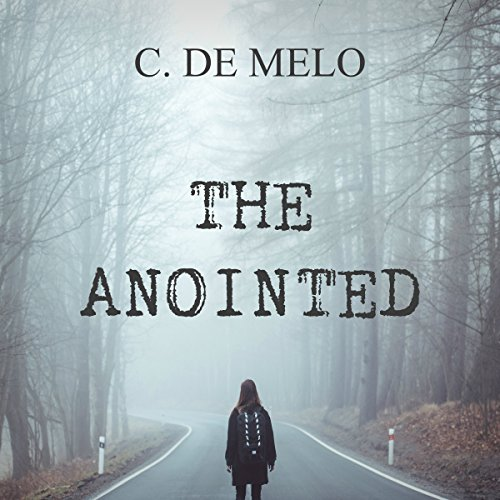 The Anointed audiobook cover art