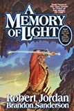 A Memory of Light cover