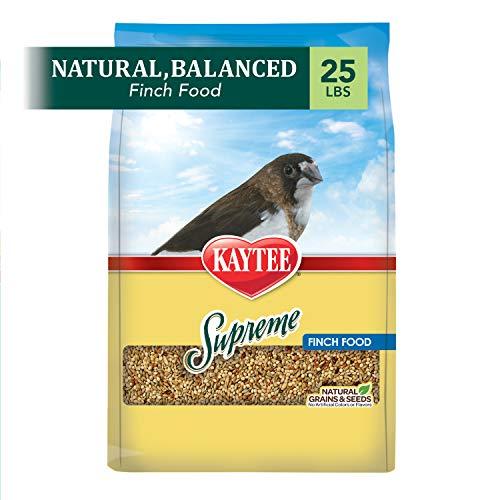 Kaytee Supreme Finch Food 25 pound bag