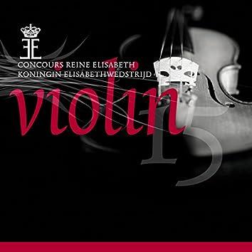 Queen Elisabeth Competition: Violin 2015, Vol. 2