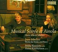 Musical Soiree at Ainola (2004-09-21)