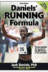 Daniels' Running Formula-3rd Edition by Jack Daniels(2011-09-13) Unknown Binding