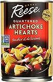 Reese Quartered Artichoke Hearts, 14 Ounces
