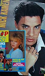TOP 50 063 1987 05 COVER FRANCE GALL GRAZIELLA DE MICHELE CARTE DE SEJOUR POSTERS NICK HAMEN GRAZIELLA DE MICHELE