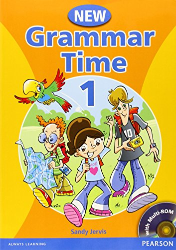 Grammar Time 1 Student Book Pack New Edition: Vol. 1