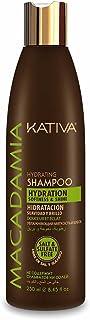 KATIVA Macadamia Hydrating Shampoo 250 ml, one size