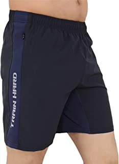 NEVER LOSE Athleisure Men's Regular Fit Sports Shorts | Quick Dry Technology |