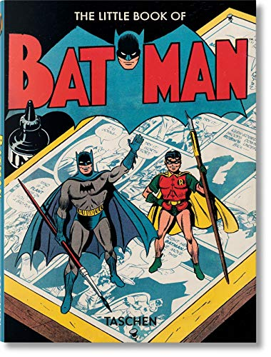 The Little Book of Batman: PI (Little Books)