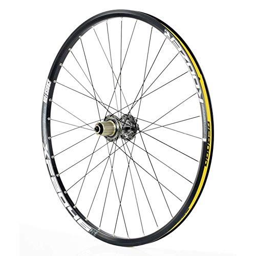 XIAOL Mountainbike achterwiel 26/27 5 inch dubbele wand Racing MTB velg QR schijfrem 32H 8 9 10 11 snelheid