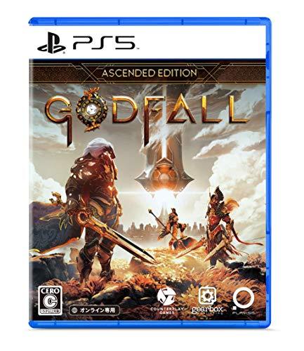 Godfall(ゴッドフォール)Asended Edition【初回限定特典】ボーナスデジタルコンテンツ付【Amazon.co.jp限定】オリジナルPC&スマホ壁紙 配信