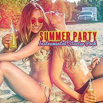 Summer Party (Instrumental Starter Pack)