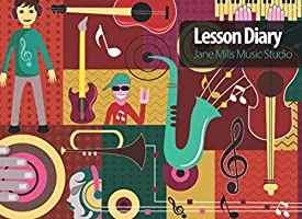 Lesson Diary: Jane Mills Music Studio